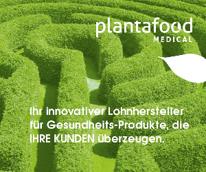 Imagebrochure of the Plantafood Medical